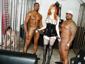 Black Cock Anal with Lauren Phillips – Cuckold Sessions