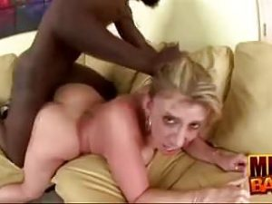Milf Sara Jay Gets Cum In Mouth
