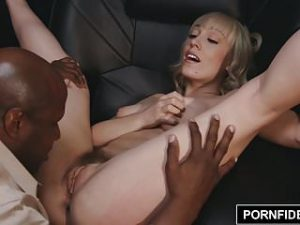PORNFIDELITY Lily Labeau and Prince Yahshua Intimate Sex