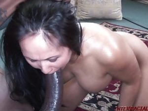 Housewife Kitty plowed by BBC for cash
