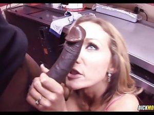 Big Black Dick For A White Chick Nikki Sexx