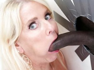 Nana Cammille Austin Loves Big Black Cock – Gloryhole