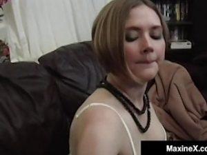 Asian Milf MaxineX Helps Fetish Babe Star Nine Cum Hard!