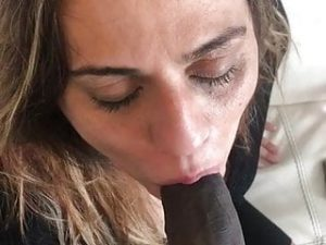 Blowjob from 52 Year Old Pawg Gilf