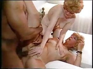 German ugly but sexy grannies bbc