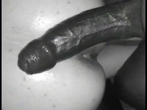 Interracial homemade fuck
