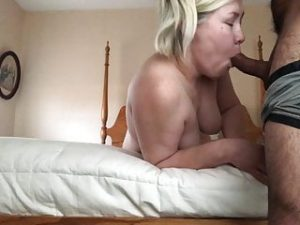 Amateur wife getting fucked by Mexican