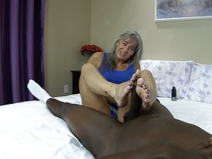 Size 7 Feet vs Big Black Dick TRAILER