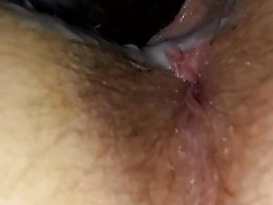 Girlfriend Renee phat creamy noisy pussy